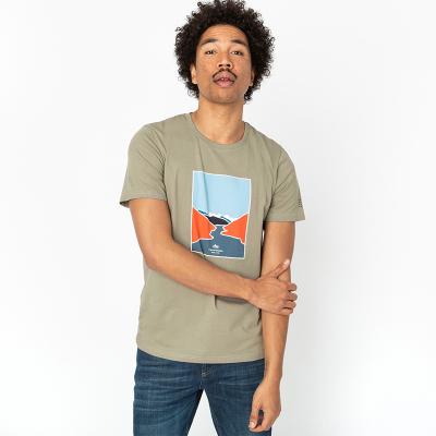 T-shirt Tbs Landstee