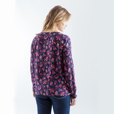 Blouse à motif floral Armor-Lux (3)