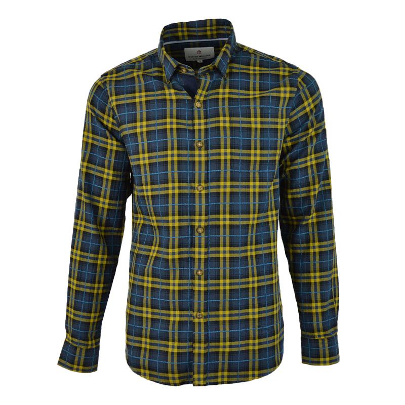 Chemise à carreaux Mat de Misaine Cargue