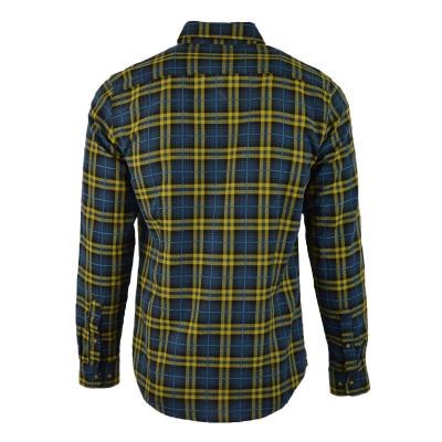 Chemise à carreaux Mat de Misaine Cargue (3)