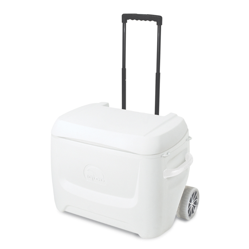 Glacière  Igloo + Roulettes - 52 litres