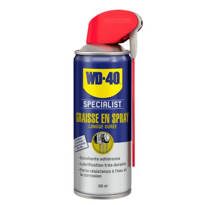 WD 40 Specialist Graisse en Spray Longue Durée