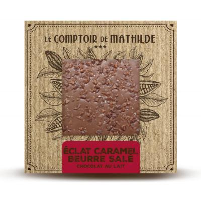 Tablette Chocolat Caramel...