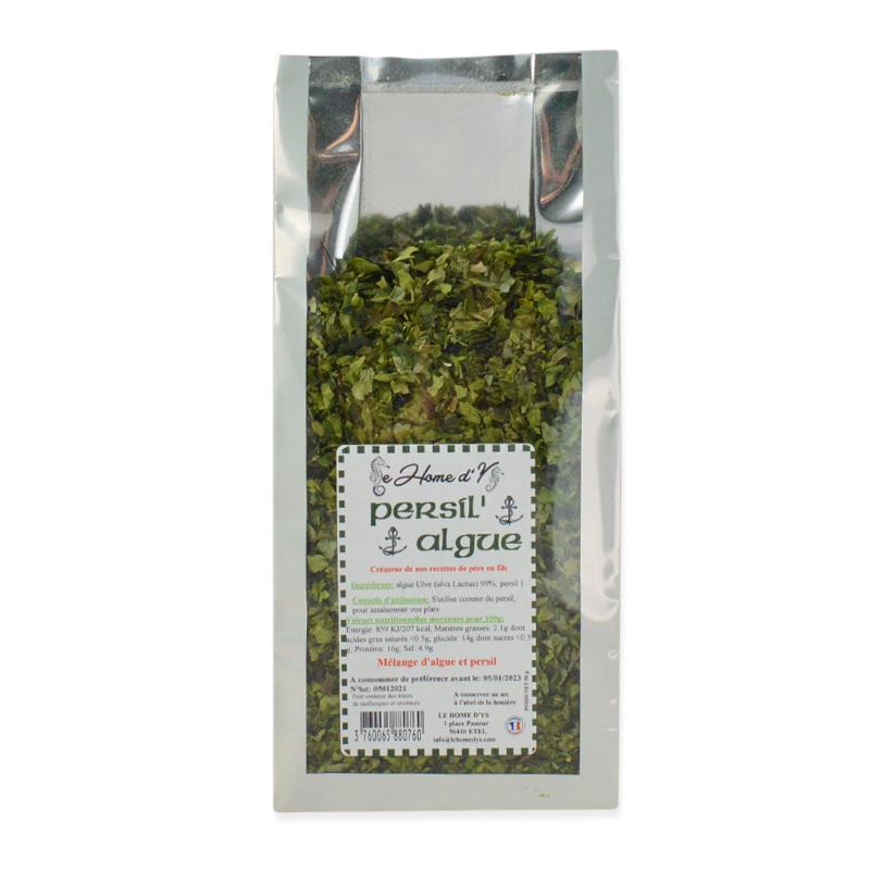 Mélange d'Algues et de Persil - Persil'Algues
