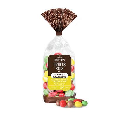 Billes de Chocolat Cœur Cacahuètes (2)