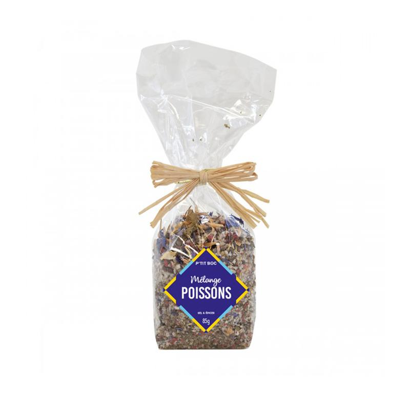Mélange Sel et Épices - Spécial Poissons