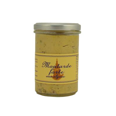 Moutarde Forte Aux Algues