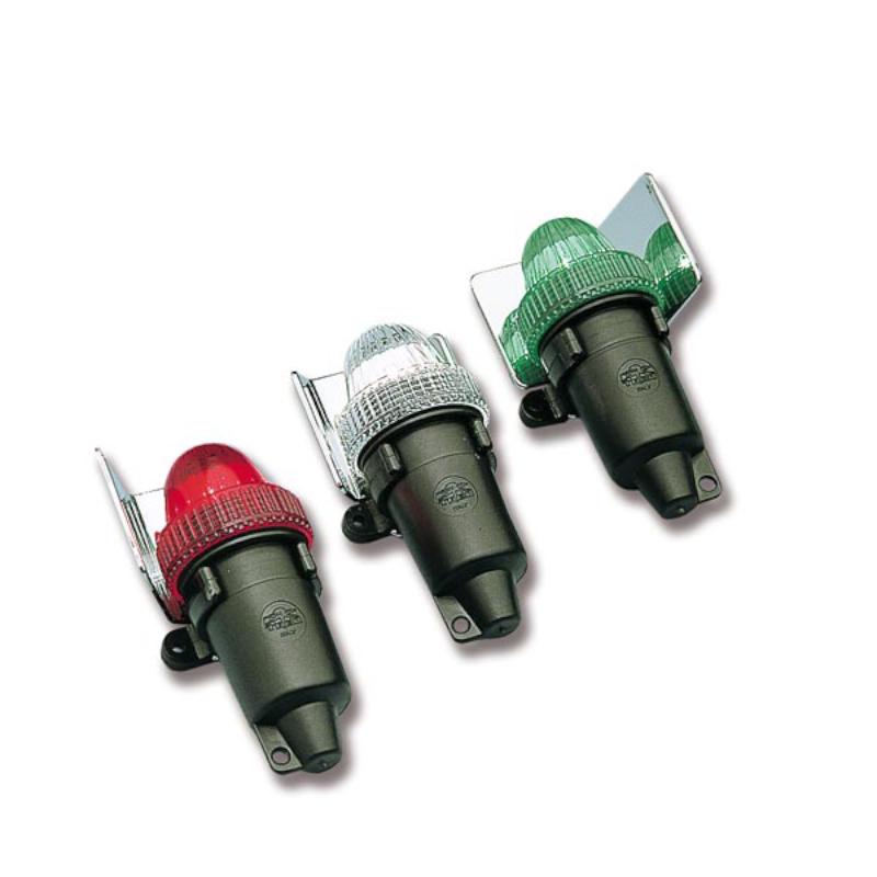Feux de navigation de secours à pile Rouge / Vert / Blanc