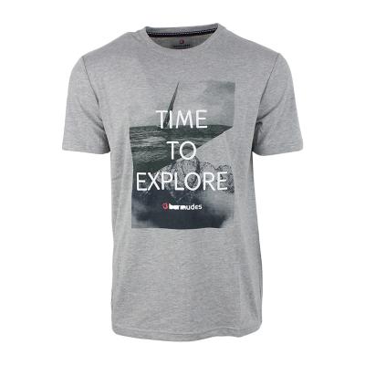 T-shirt Bermudes Valras