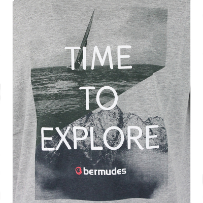 T-shirt Bermudes Valras (4)