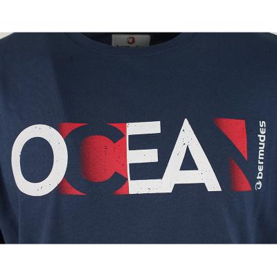 T-shirt Bermudes Vocean (4)