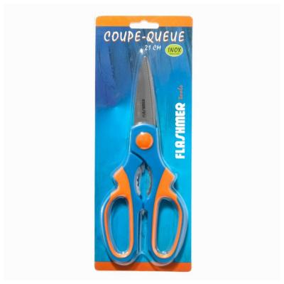 """Ciseaux Inox - """"Coupe-queues"""" (5)"""