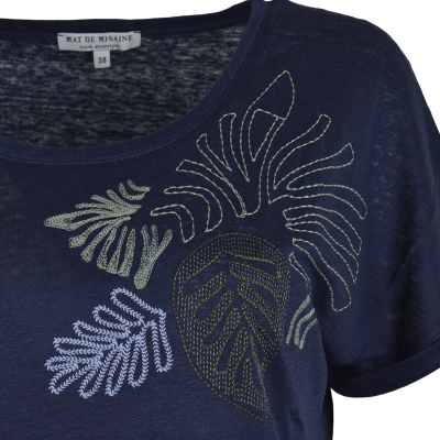 T-shirt Mat de Misaine Maeva (4)