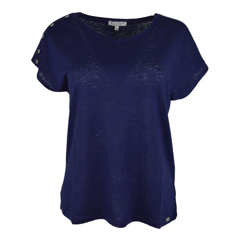 T-shirt Mat de Misaine Mazara
