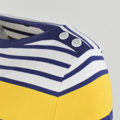 Marinière Armor-Lux avec bande colorblock (4)