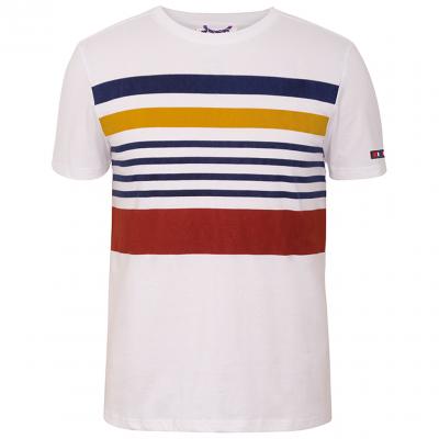T-shirt à rayures Batela A2001 (3)