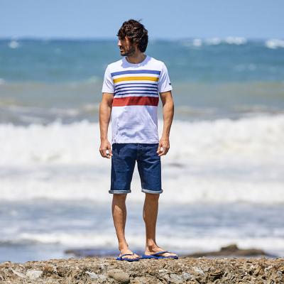 T-shirt à rayures Batela A2001