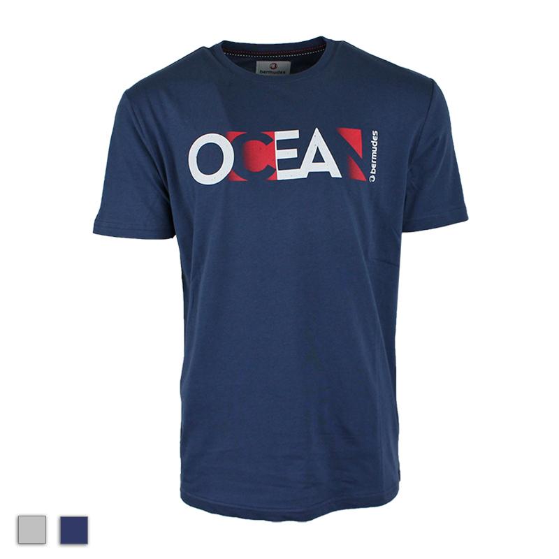 T-shirt Bermudes Vocean