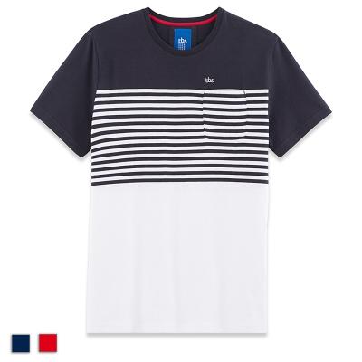 T-shirt Tbs Newtee