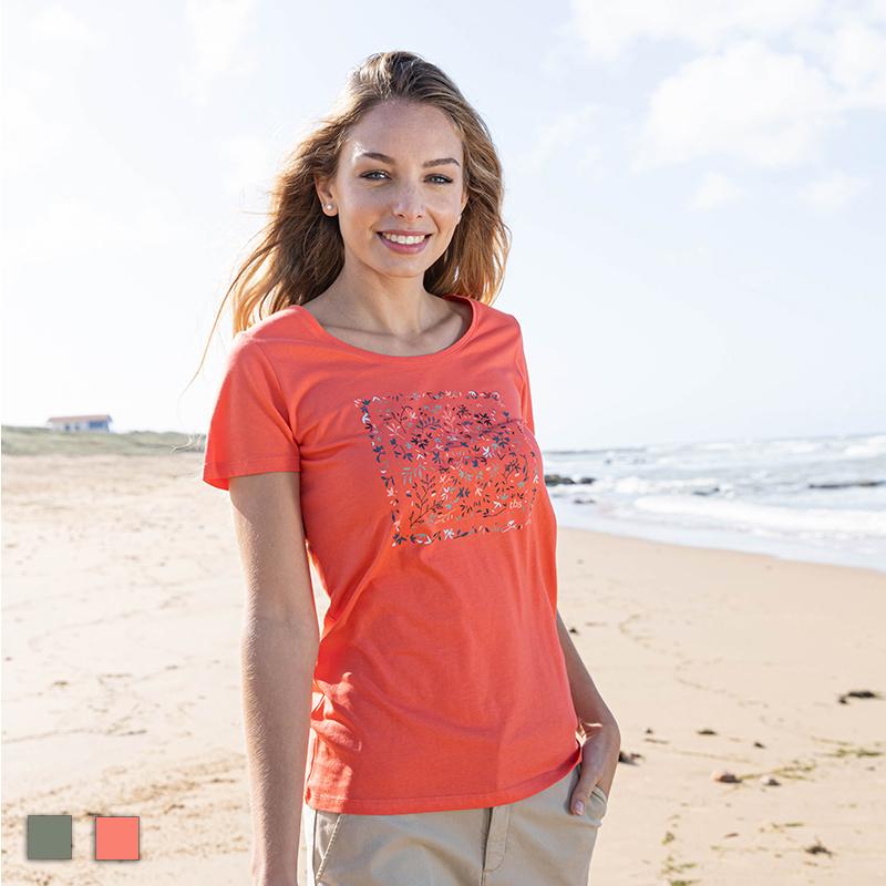 T-shirt Tbs Mixaltee