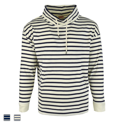 Sweat col montant Armor-Lux...