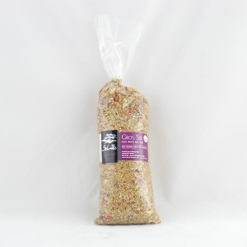Gros sel Grilladin du Pays de Vie