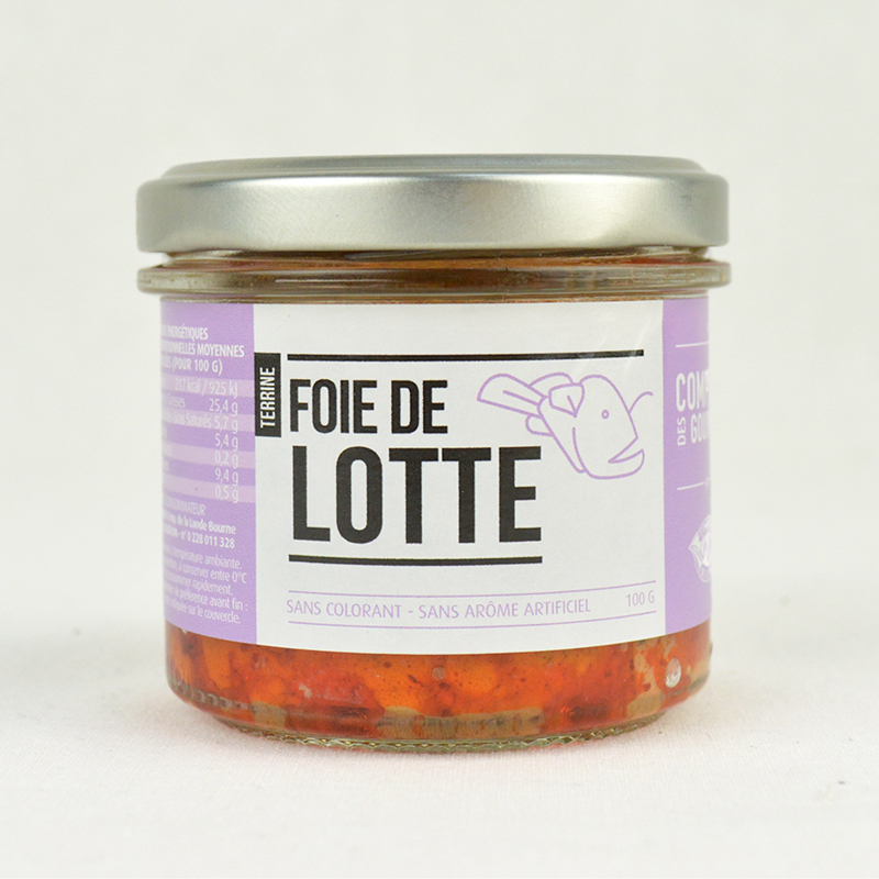 Terrine De Foie De Lotte