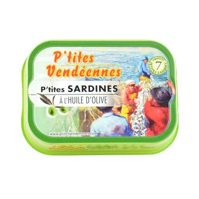 Sardines - Huile D'Olive