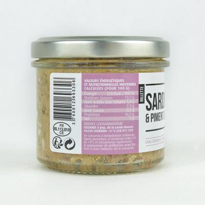 Rillettes de Sardines au piment d'Espelette (5)