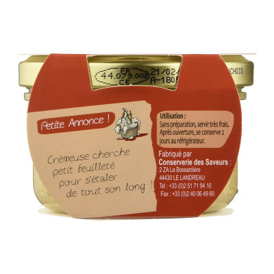 Mousse Anchois au Fromage Frais et Olives (3)