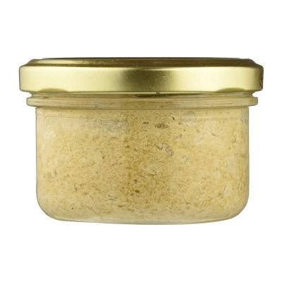 Mousse Anchois au Fromage Frais et Olives (6)