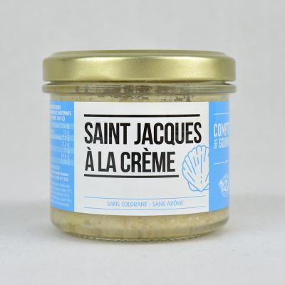 St Jacques À La Crème (2)