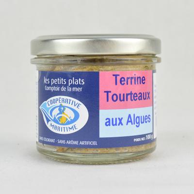Terrine De Tourteaux Aux Algues (2)