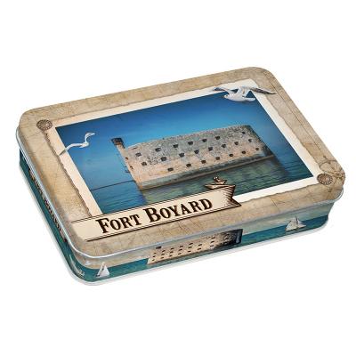 "Boîte Caramel à la crème ""Fort Boyard"" (2)"