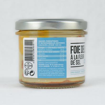 Foie De Lotte à la fleur de sel (5)