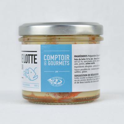 Foie De Lotte à la fleur de sel (3)