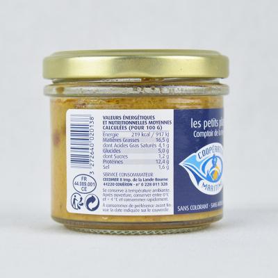 Moules à la Crème Curry (4)