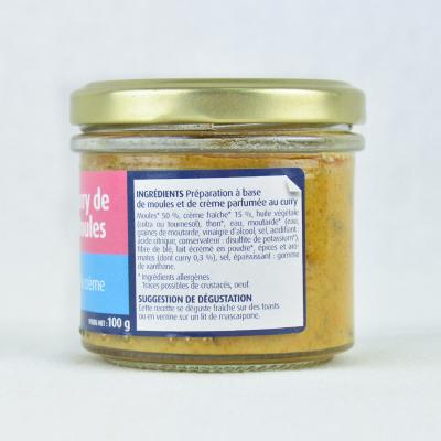 Moules à la Crème Curry (3)