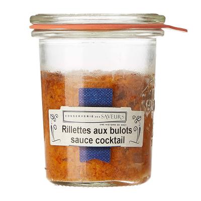 Rillettes de Bulots Sauce...