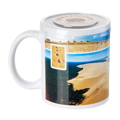 "Mug Garni de Berlingots Caramel ""Dune du Pilat"" (3)"
