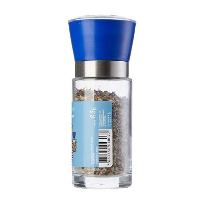 Moulin Droit Bleu Sels Épices Marins (4)