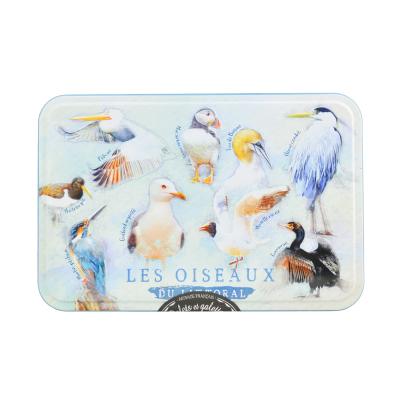 """Boîte Assortiment Galettes et Palets """"Oiseaux du Littoral"""" (3)"""