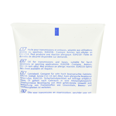 Huile d'Embase TOTAL 80 W 90 (3)