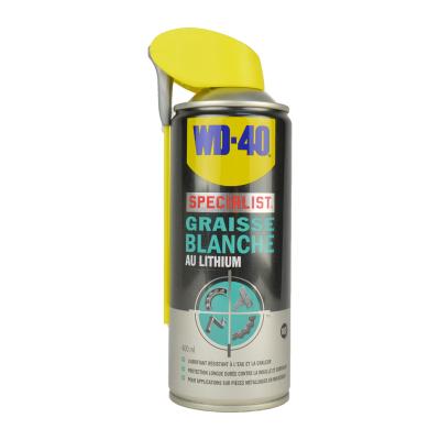 WD40 Graisse Blanche Lithium
