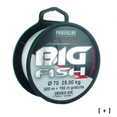 Big Fish Nylon 300 m