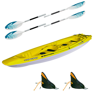Pack Kayak Trinidad Beach +...