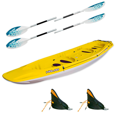 Pack Kayak Kalao Beach +...