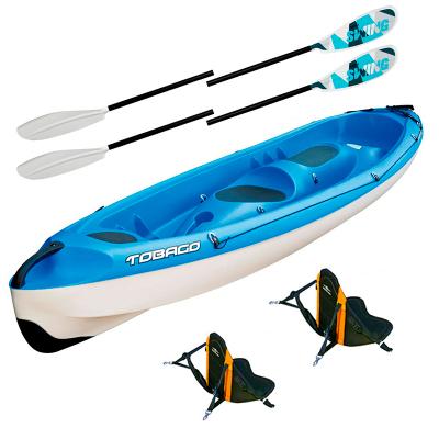 Pack Kayak Tobago Sport + Accessoires | Bleu ou Fashion (2)