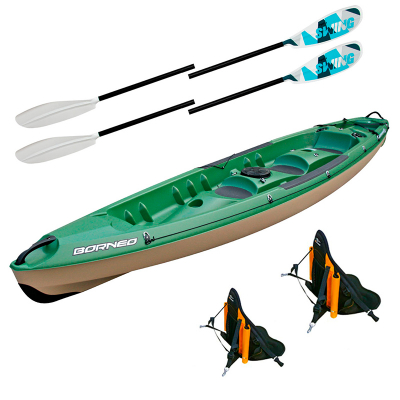 Pack Borneo Fishing +...