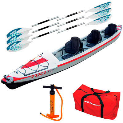 Pack Kayak Full HP 3...